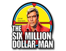 6 Million Dollar Man Slot